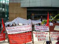 Cuộc biểu tình 27 ngày đêm trước trụ sở Văn phòng 2 Quốc hội CSVN tại Sài Gòn của dân oan thuộc 17 tỉnh miền Nam vào tháng 6 và 7/2007.