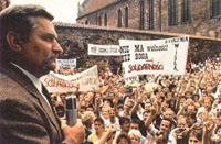 Lãnh tụ Công Đoàn Đoàn Kết Lech Walesa