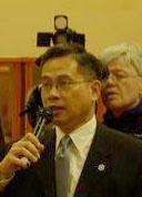 Chủ tịch Đảng Việt Tân, ông Đỗ Hoàng Điềm