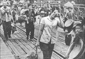 Người Việt Nam di tản sau khi Trung Quốc tấn công, tháng 2 năm 1979