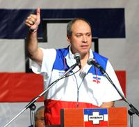 Ông Rodrigo Avila, Đảng cánh hữu ARENA