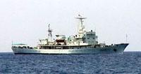 Tàu Ngư Chính 311 của Trung Cộng