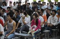 Công nhân Trung Quốc thất nghiệp